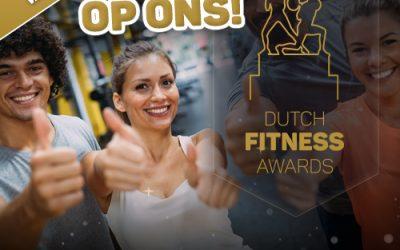 Dutch Fitness Awards 2019!